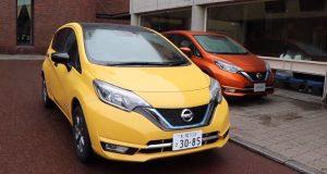 Nissan เปิดตัว 2019 Note e-Power 4WD ขับเคลื่อน 4 ล้อ ที่ญี่ปุ่น e-Power เข้าไทยปีหน้า