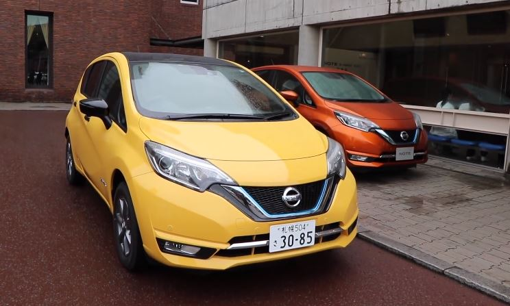 Nissan Note e-Power 4WD