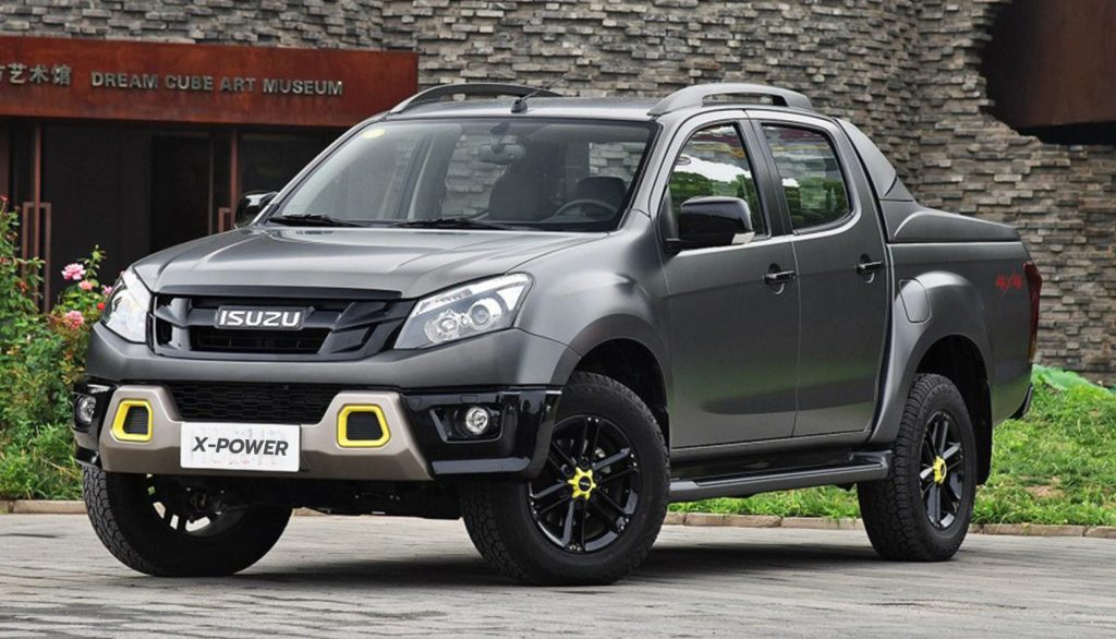 2018 Isuzu D-MAX X-POWER