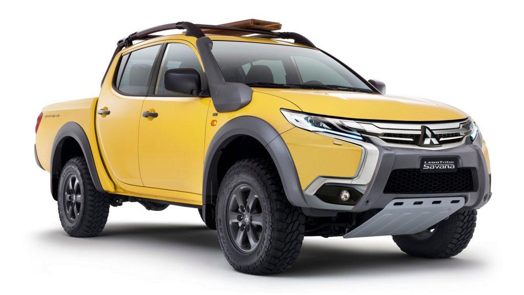 Mitsubishi Triton Dynamic Shield