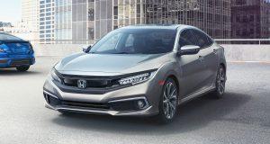 เปิดตัว 2019 Honda Civic รุ่นไมเนอร์เชนจ์ มาใน 2 เวอร์ชั่นตัวถัง