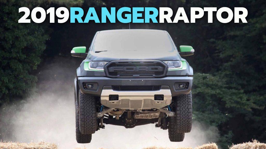2019 ranger raptor