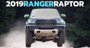 จ่อเปิดตัว 2019 Ford Ranger Raptor เวอร์ชั่นยุโรป ที่ประเทศเยอรมันนี