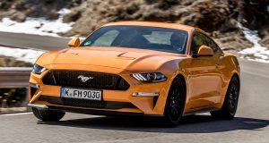 เปิดตัวในไทย 2018 Ford Mustang 5.0L V8 GT และ 2.3L EcoBoost ราคาเริ่มที่ 3.599 ล้านบาท