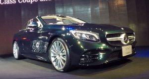 เปิดตัว-ราคา 2018 Mercedes-Benz S-Class AMG Premium (S560 Coupe และ S560 Cabriolet)