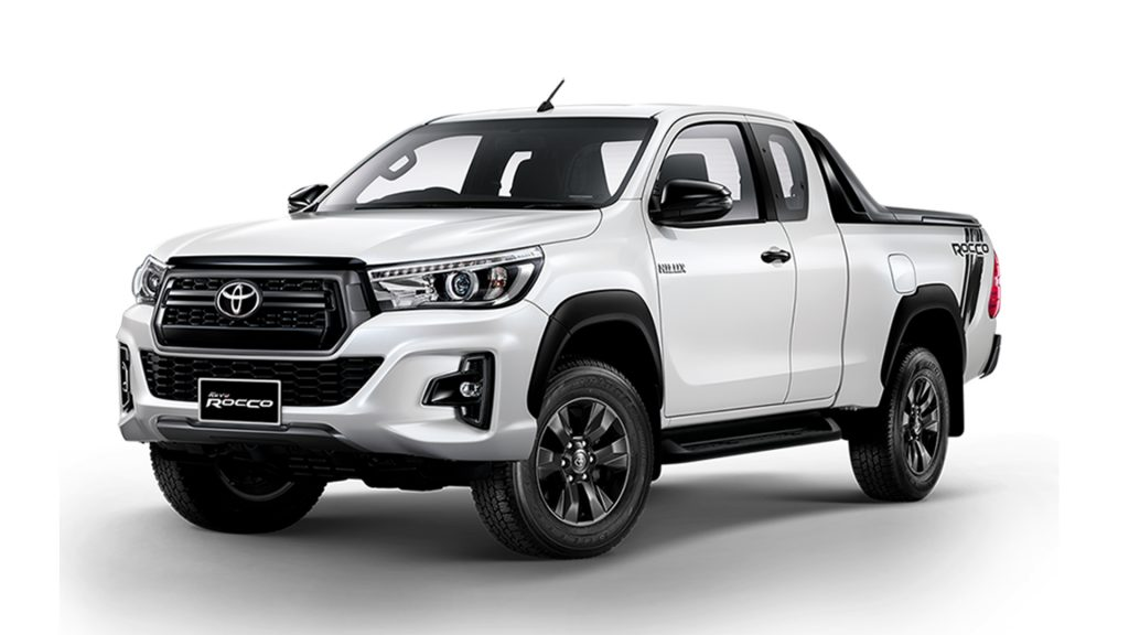 2019 Toyota Hilux Revo Rocco 2.4L