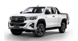 เปิดตัว 2019 Toyota Hilux Revo / Revo Rocco เครื่องยนต์ 2.4 ลิตร เกียร์ 6 จังหวะใหม่ พร้อมราคา