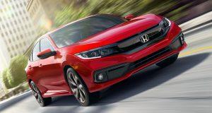 เปิดตัว ราคา 2019 Honda Civic รุ่นไมเนอร์เชนจ์ ทั้งเวอร์ชั่น Sedan และ Coupe