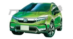 All-New 2020 Honda Jazz กลายเป็นอีโคคาร์ ใช้ขุมพลังเบนซินเทอร์โบ 1.0 ลิตร ของ Civic