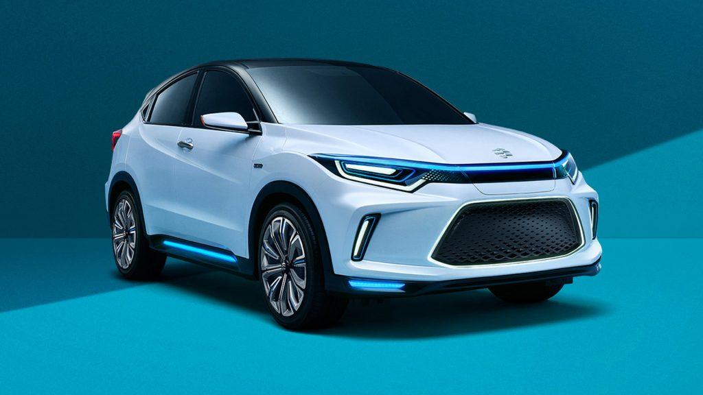 Honda HR-V EV