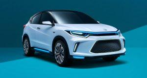 เปิดตัว 2019 Honda HR-V (Everus) EV รถครอสโอเวอร์ไฟฟ้า ยื่นจดสิทธิบัตรแล้วที่จีน