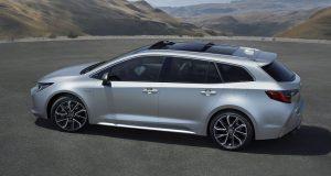 ใหม่ All-New 2019 Toyota Corolla (Altis) Touring Sports พื้นที่วางขา จุสัมภาระมากขึ้น