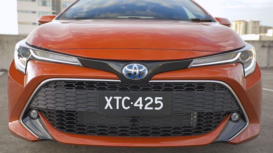 Toyota Altis 2019