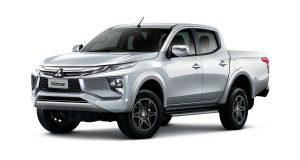 ภาพใหม่ 2019 Mitsubishi Triton โฉมใหม่ Dynamic Shield เปิดตัวปลายปี 2018 นี้