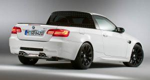 ปิกอัพหรู BMW กับโอกาสในการพัฒนาเพื่อมาแข่งกับ Mercedes-Benz X-Class