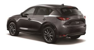 Mazda เปิดตัว CX-5 2.5T รุ่นปี 2019 ขุมพลังเทอร์โบ 2.5 ลิตร ในประเทศญี่ปุ่น