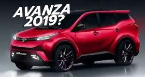 เผยโฉม All-New 2019 Toyota Avanza เจนเนอเรชั่นใหม่ จริงหรือมั่ว?