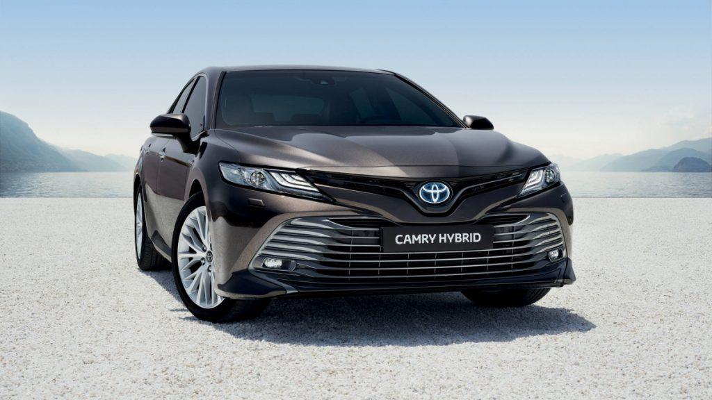 เปิดตัว All-New 2019 Toyota Camry และ Camry Hybrid ในไทย 29 ตุลาคม
