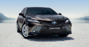 เปิดตัว All-New 2019 Toyota Camry และ Camry Hybrid ในไทย 29 ตุลาคมนี้