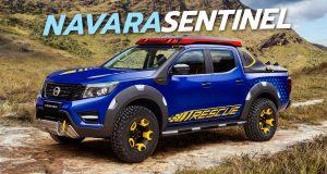 เผยโฉม 2018 Nissan Navara Sentinel รถกระบะปิกอัพกู้ภัยจากบราซิล