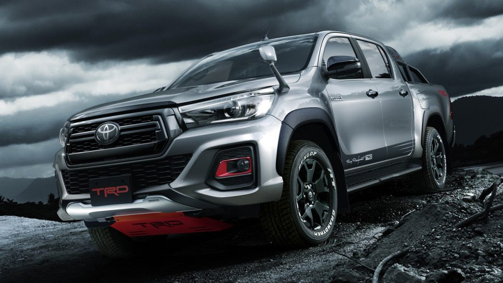 2019 Toyota Hilux Revo Black Rally Edition