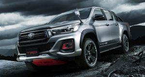 เปิดตัว 2019 Toyota Hilux Revo TRD Black Rally Edition ที่ญี่ปุ่น