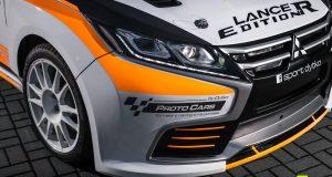 สวยจัด 2019 Mitsubishi Lancer Edition R ภาพในจินตนาการของ Evolution XI