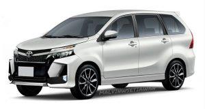 เปิดตัว 2019 Toyota Avanza อะแวนซ่า รุ่นปรับปรุงโฉมใหม่ 15 มกราคมนี้