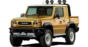 Suzuki ตั้งราคา Jimny Sierra 2019 รุ่นท็อปที่ฟิลิปปินส์ ไม่เกิน 7 แสนบาท
