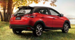 เปิดตัว 2019 Toyota Yaris Cross ราคา 6.75 แสนบาท ที่ไต้หวัน