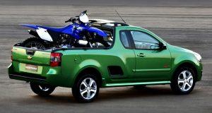 Chevrolet ซุ่มสร้างรถกระบะตัวถังแบบ Unibody แทน Montana เปิดตัวปี 2020