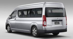 เตรียมเปิดตัว All-New 2020 Toyota Hiace / Commuter โฉมใหม่ล่าสุด