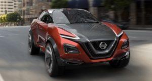 รถต้นแบบ All-New Nissan Juke 2020 เตรียมเผยโฉม ในงาน Geneva Motor Show 2019