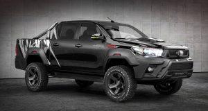 รถกระบะแต่ง 2019 Toyota Hilux Revo Hilly Limited Edition