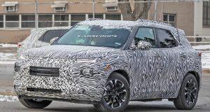 จับภาพ All-New Chevrolet Trax 2020 หน้าคล้าย Blazer จะเข้าไทย หรือไม่?