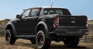Hennessey เปิดตัว 2019 Ford Ranger VelociRaptor 359 แรงม้า