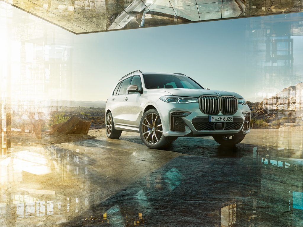 BMW X7 M50d 2019