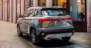 เผยโฉมแฝดคล้าย Chevrolet Captiva 2019 ในร่างของ MG Hector ก่อนเปิดตัว