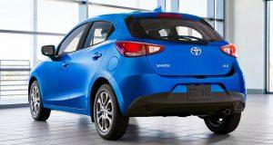 Toyota จ่อเปิดตัว Yaris hatchback 2020 โฉมใหม่ เวอร์ชั่นอเมริกา 17 เมษายนนี้