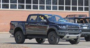 Ford ซุ่มสร้าง Ranger Raptor เจนเนอเรชั่นใหม่ พร้อมเปิดตัว Ranger Raptor V6 2020 ในอเมริกา