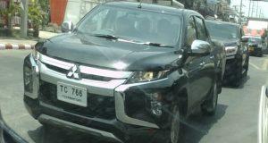 เปิดตัว 2019 Mitsubishi Triton ตัวเตี้ย หน้าใหม่ ในไทยเร็วๆนี้ หรือไม่?