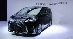 เปิดตัว All-New Lexus LM รถตู้อเนกประสงค์สุดหรู 4-7 ที่นั่ง ขายในจีนและเอเชีย