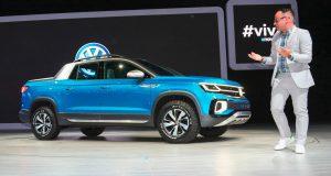 เปิดตัว Volkswagen Tarok รถกระบะขนาดคอมแพคท์ ราคาเริ่มต้นที่ 8 แสนบาท