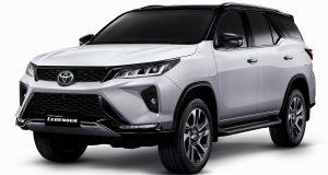 เปิดตัว พร้อมราคา Toyota Fortuner 2020-2021 โฉมใหม่ พร้อมรุ่นพิเศษ Legender